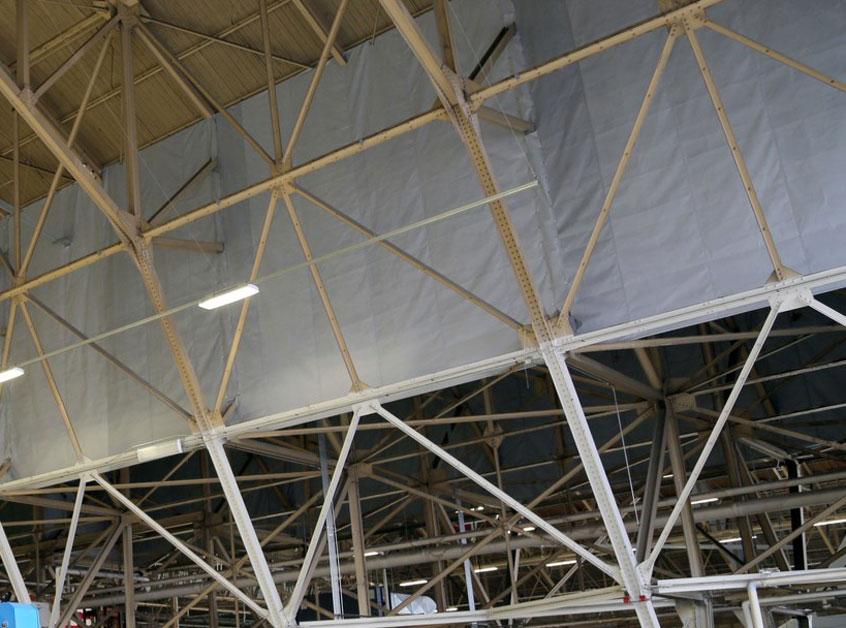Smoke-control-systems-smoke-containment-curtain-SmokeHalt-fixed-baffle